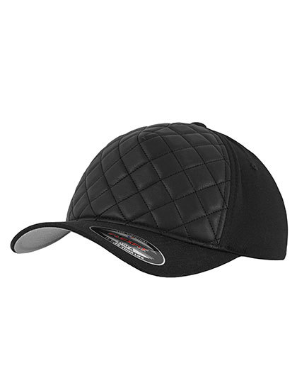 LSHOP Diamond Quilted Black