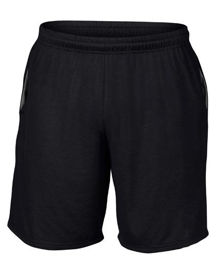 LSHOP Performance¨ Short Black,Charcoal (Solid),Navy,Red,Sport Grey (Heather)
