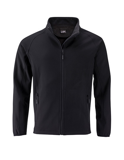 LSHOP Men`s Promo Softshell Jacket Black,Green,Iron Grey,Nauticblue,Navy,Red,White
