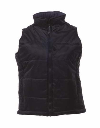LSHOP Womens Stage Bodywarmer Black,Classic Red,Navy
