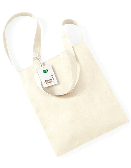 LSHOP Organic Cotton Sling Bag