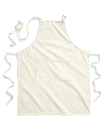 LSHOP Fairtrade Cotton Adult Craft Apron