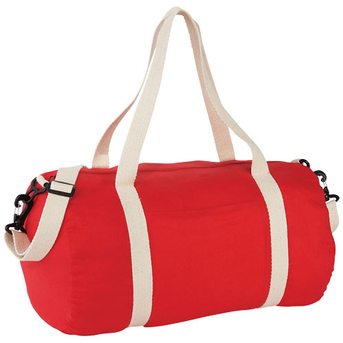 PF The Cotton Barrel Reisetasche rot